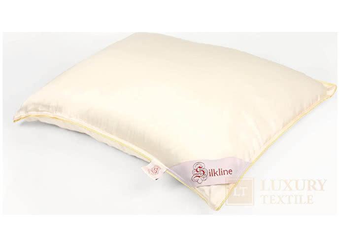 Шелковая подушка SilkLine в шелковом чехле