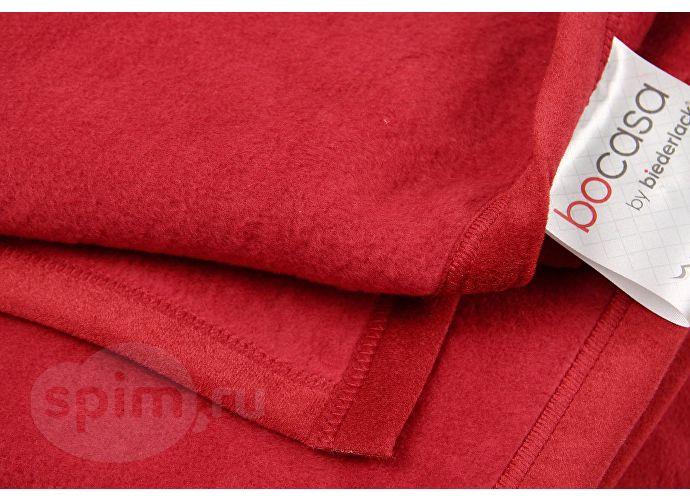 Плед Bocasa Orion Cotton Pure арт. 239725, синий