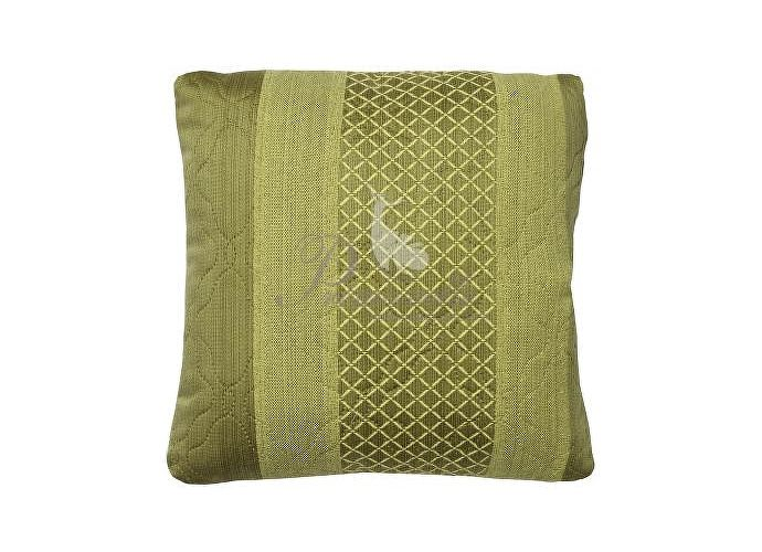 Декоративная подушка Primavelle Vanessa полосы зеленый