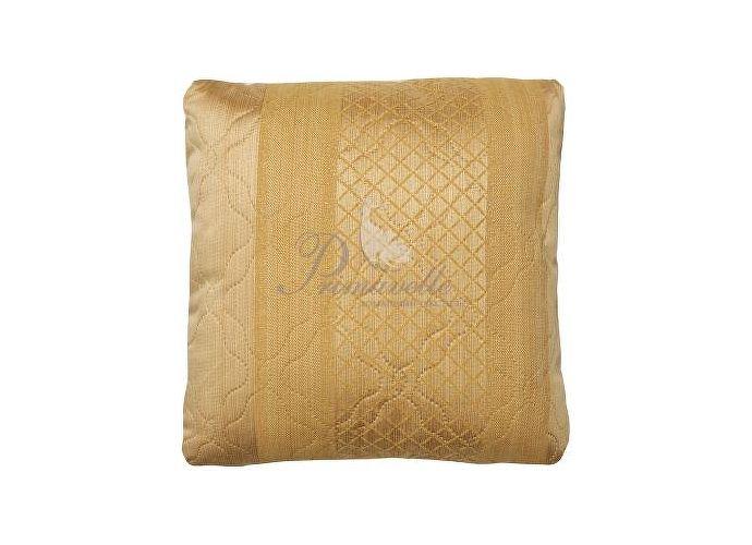 Декоративная подушка Primavelle Vanessa полосы золото