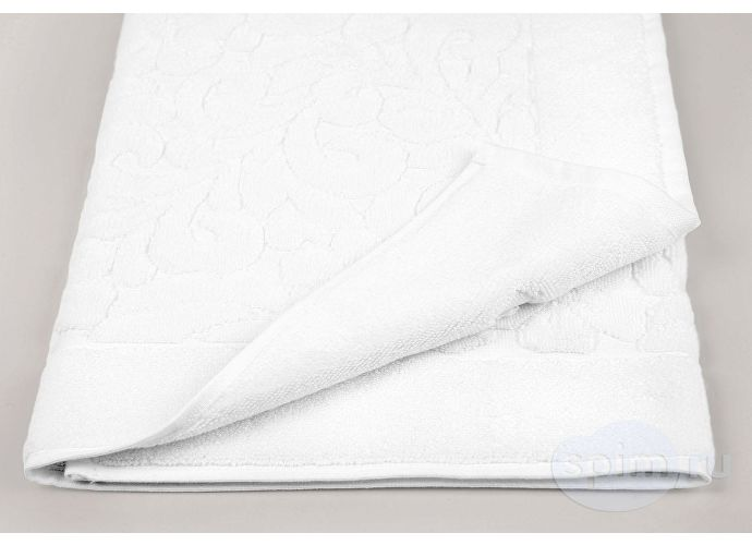 Коврик Issimo Valencia, 50х80 см белый
