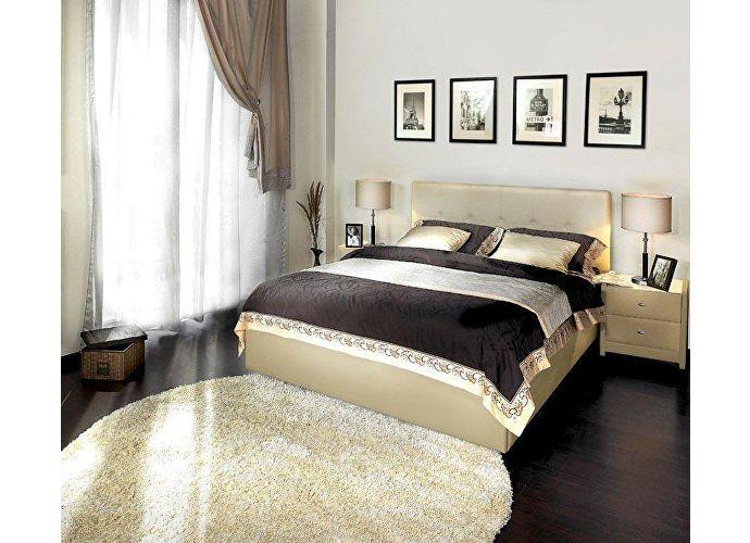 Кровать Аскона Greta с подъемным механизмом, 2 категория 109 (бежевый)