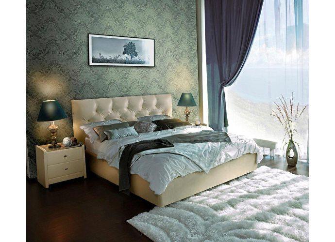 Кровать Аскона Marlena, 2 категория 109 (бежевый)