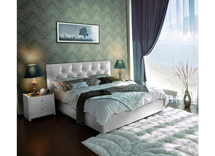 Кровать Аскона Marlena с подъемным механизмом, 2 категория 140 x 200 см. Скидка 30%  | SPIM.RU - Москва  | Аскона