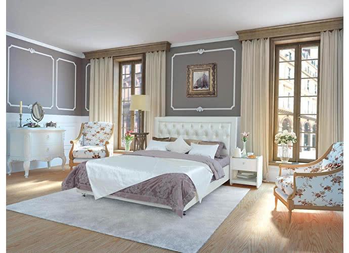 Кровать Аскона Simona с подъемным механизмом, 2 категория 180 x 200 см. Скидка 65%  | SPIM.RU - Москва  | Аскона
