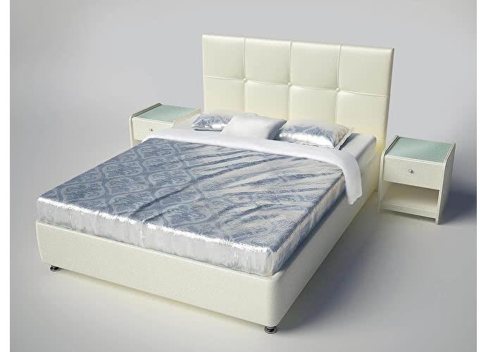 Кровать Аскона Sandra 2 категория 160 x 200 см. Скидка 60%  | SPIM.RU - Москва  | Аскона
