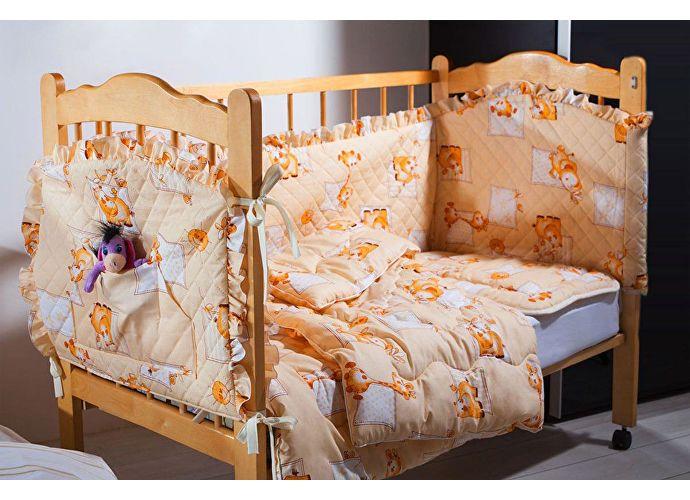 Купить Кoмплект в детскую кроватку Кроха 2