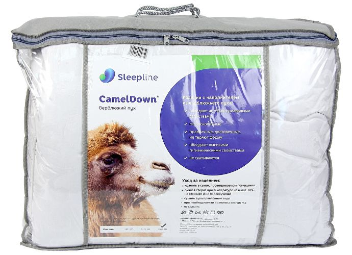 Одеяло Sleepline CamelDown