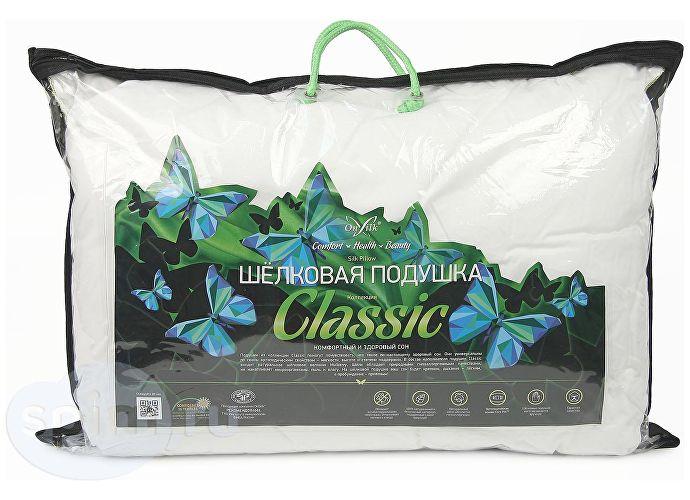 Шелковая подушка Onsilk Classic M