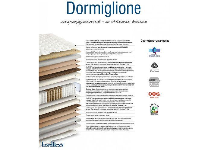 Матрас Lordflex's Dormiglione