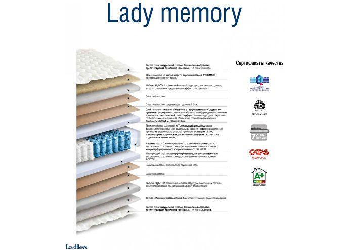 Матрас Lordflex's Lady Memory