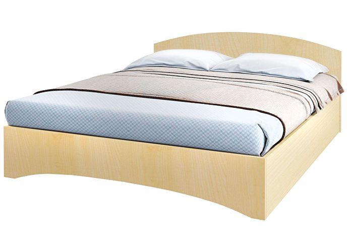 Кровать Промтекс-Ориент Рено 1 клен танзай