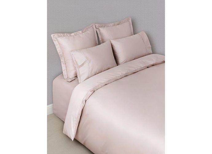 Постельное белье Luxberry Basic розово-жемчужный
