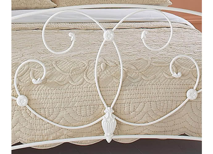 Кровать Аригна белый
