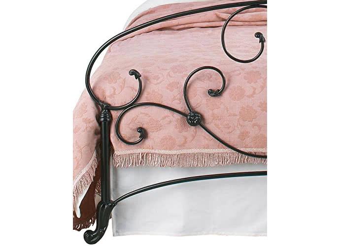 Кровать Аригна черный