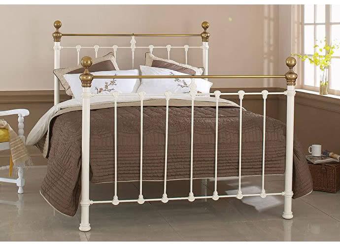 Кровать Гамильтон 150 x 200 см.  | SPIM.RU - Москва  | Original Bedstead Company