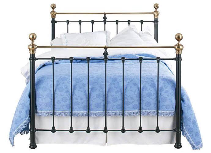 Кровать Гамильтон черный