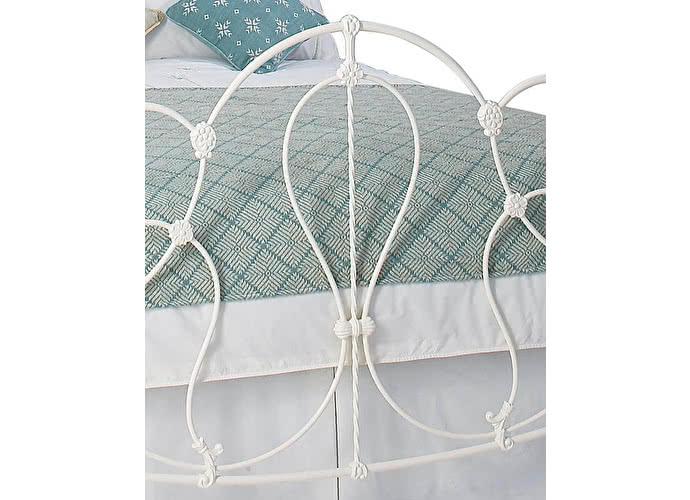 Кровать Кара белый