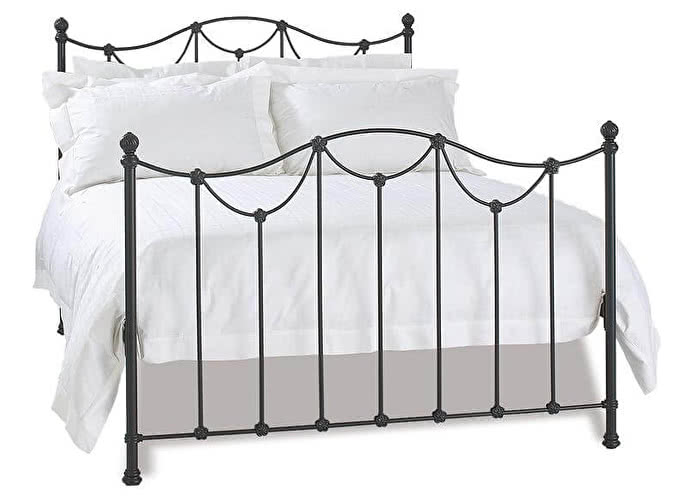 Кровать Кари черный