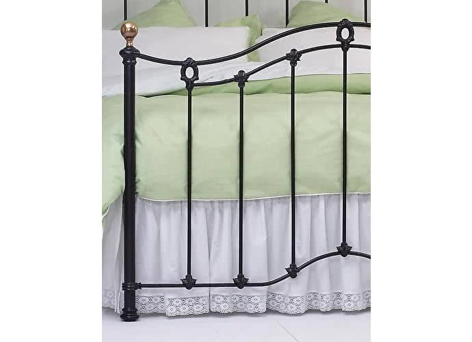 Кровать Кларина черный