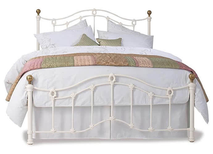 Кровать Кларина белый