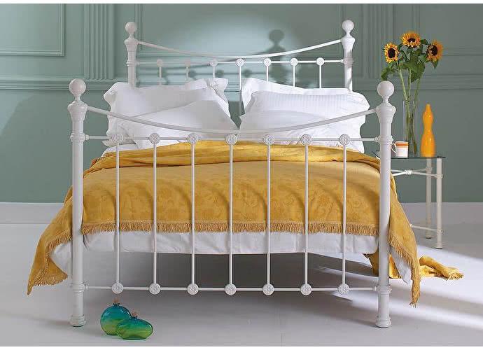 Кровать Селкирк белый