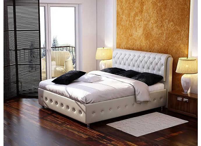 Кровать Veda 4 Орматек Бежевый (Cream Terra-101)