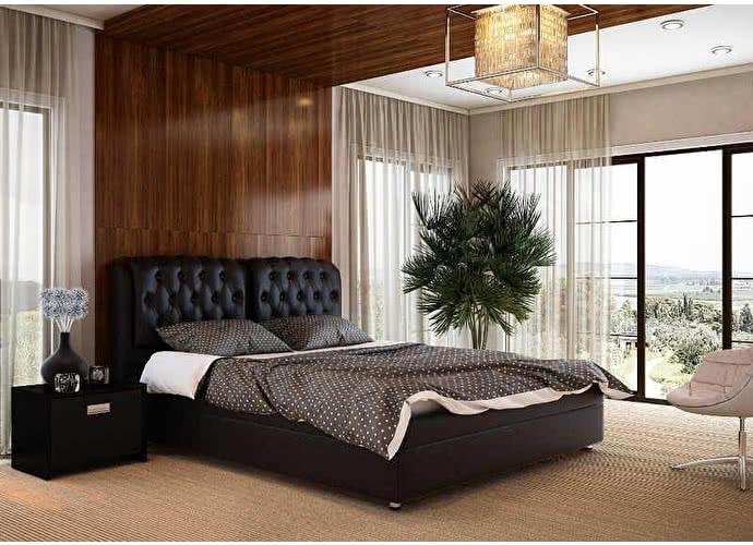 Кровать Veda 5 Орматек Black (TM-6)