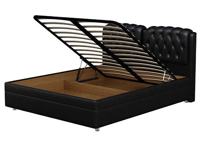 Кровать Como 5 Орматек Black (TM-6)