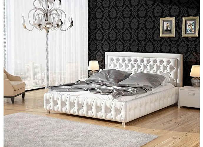 Кровать Veda 6 Орматек White (TM-14)