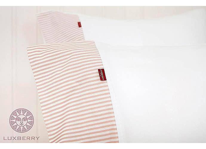 Трикотажное белье Luxberry белый/бежевый