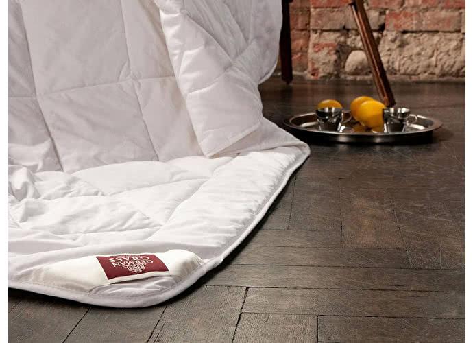 Одеяло GG Merino Wool Grass, легкое