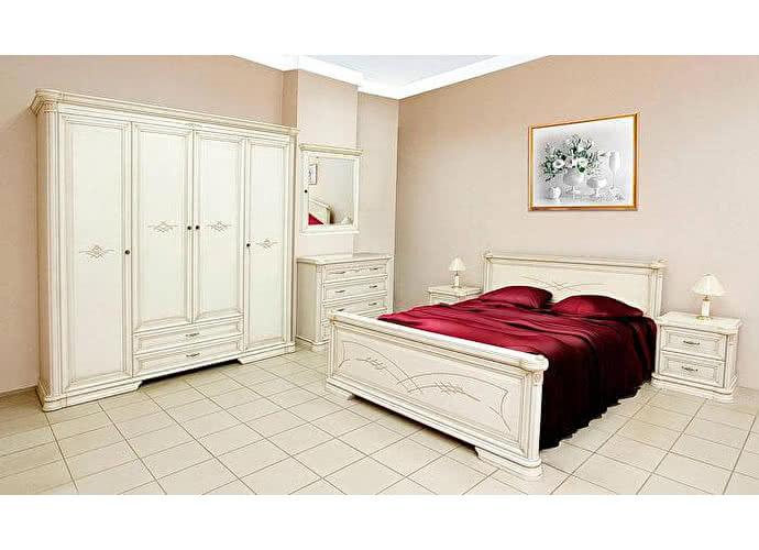 Кровать Нижегородец Гербера, НМ 418.01 (170)