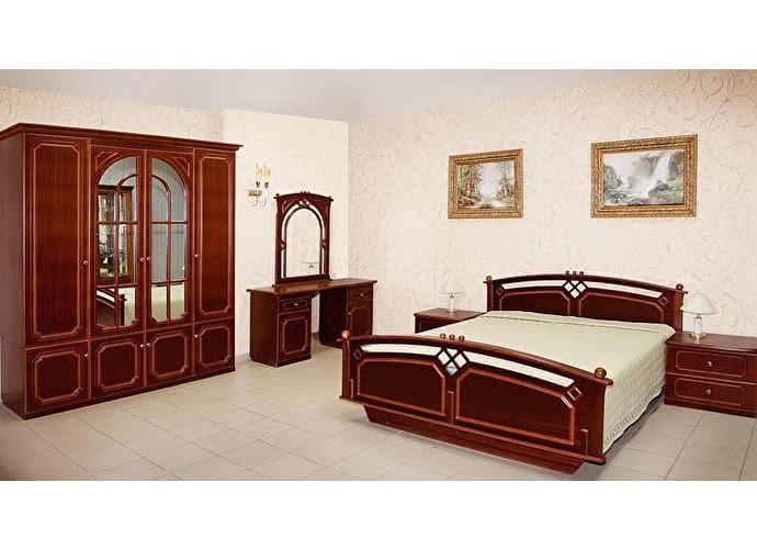 Кровать Нимфа (160)