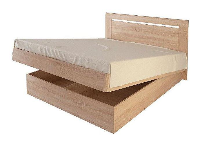 Кровать МК 44,  28.1 с подъемным механизмом (160)
