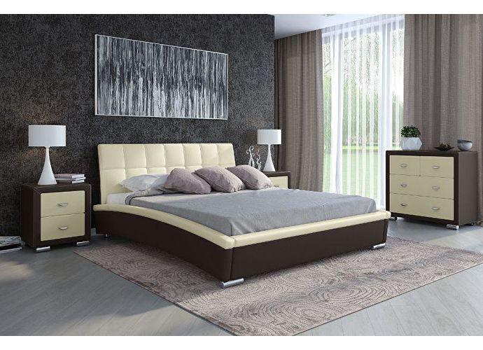 Кровать Corso-1 Орматек Чёрный