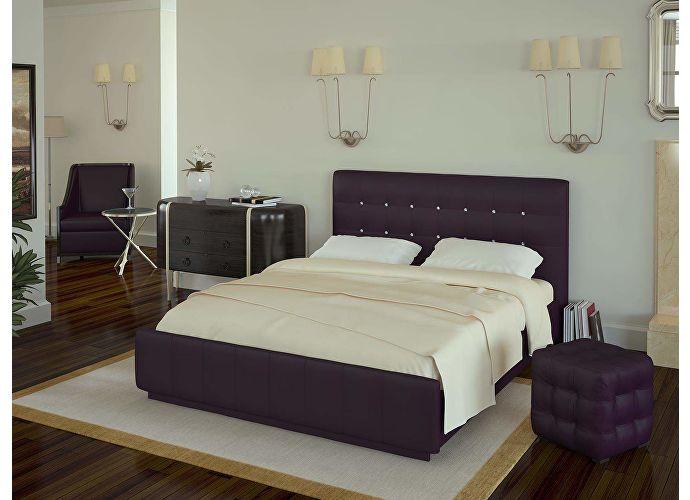 Кровать Арника Лорена с основанием boom ice