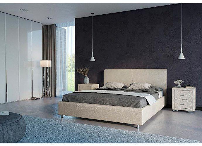 Кровать Nuvola 6 цвета люкс жемчуг