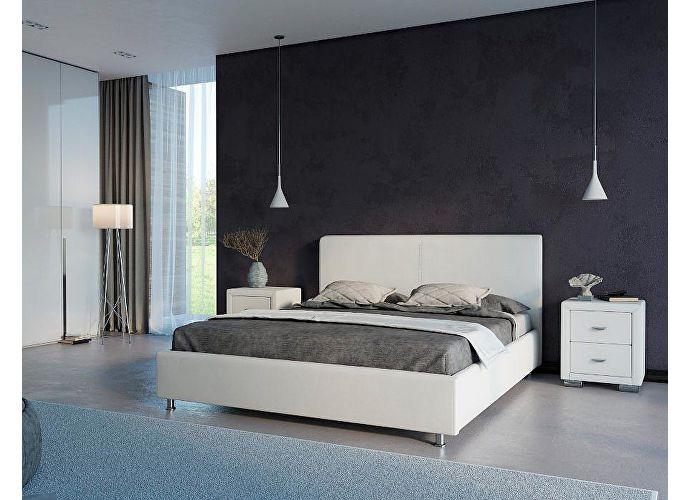 Кровать Nuvola 6 белый