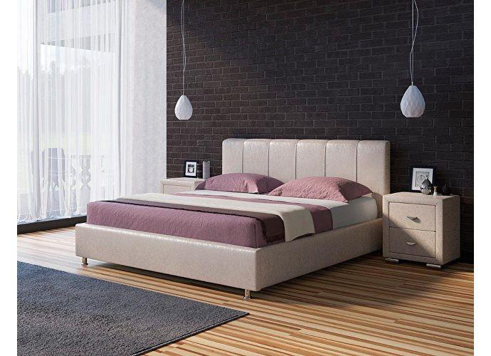 Кровать Nuvola 7 цвета люкс жемчуг