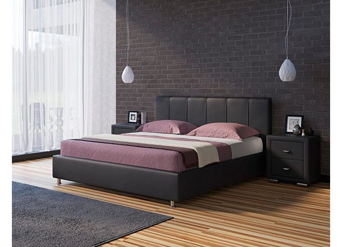 Кровать Nuvola 7 140 x 200 см.  | SPIM.RU - Москва  | Орма - Мебель