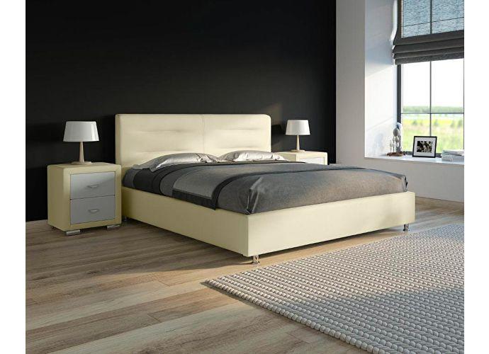 Кровать Nuvola 8 кремовый