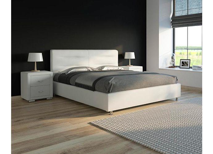 Кровать Nuvola 8 белый