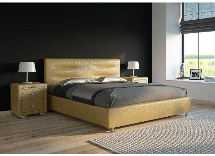 Кровать Nuvola 8 цвета люкс золото