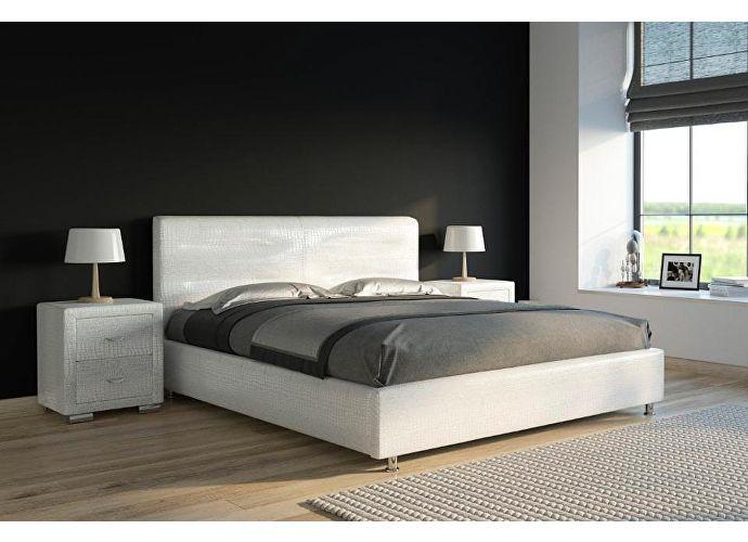 Кровать Nuvola 8 цвета люкс 200 x 200 см.  | SPIM.RU - Москва  | Орма - Мебель