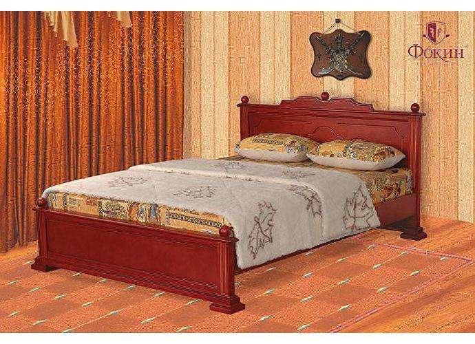 Кровать Фокин Виктория 1 Клен