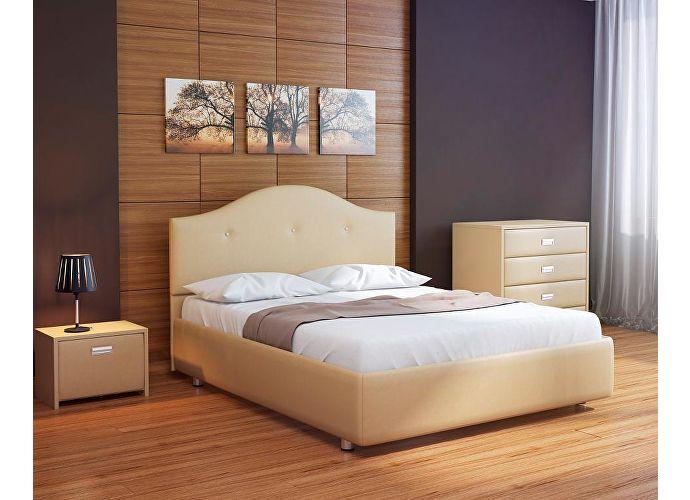 Кровать Орматек Veda 7 Бежевый (Cream Terra-101)