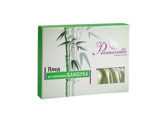 Плед Primavelle Bamboo двухсторонний 130х190 см