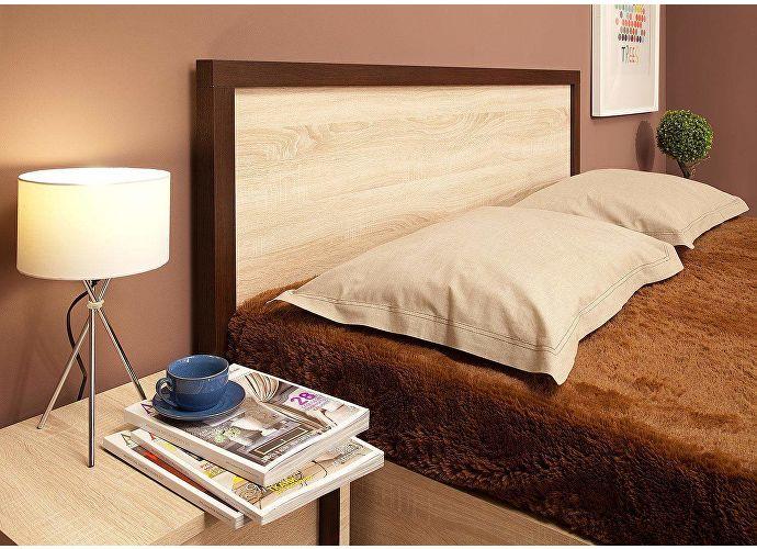 Кровать Глазов Bauhaus 4 (120)