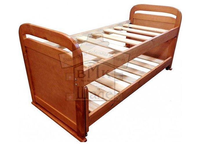 Кровать Мурзилка Шале груша